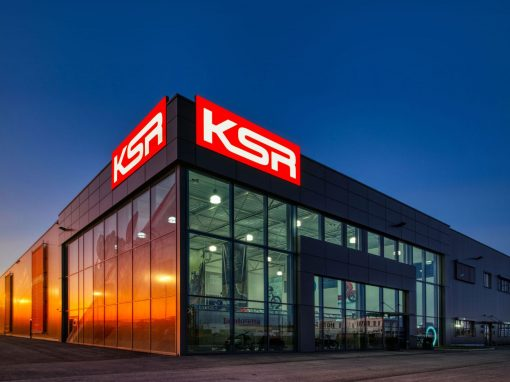 KSR Headquarter (Gedersdorf, AT)